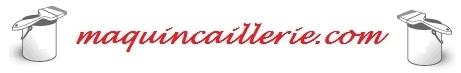 Logo maquincaillerie peinture