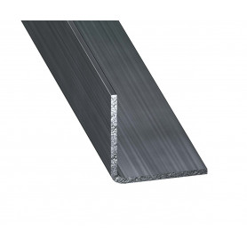 Cornière en acier profilé à froid de 15 mm en 1 mètre de long