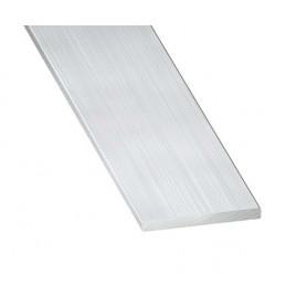 Plats en Aluminium Brut de 1 mètre