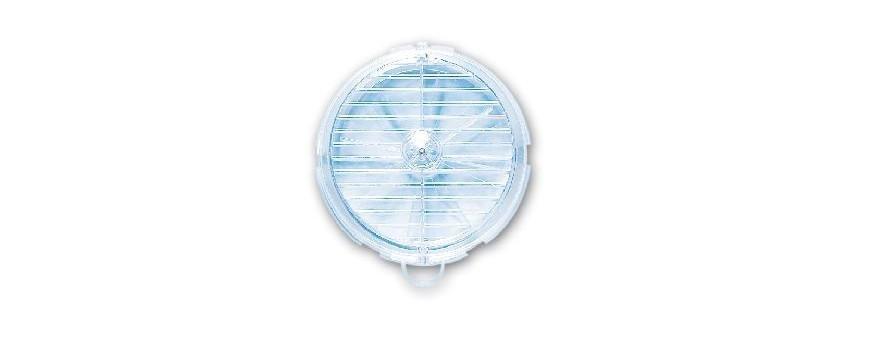 Ventilation Naturelle Grille  Matière Plastique