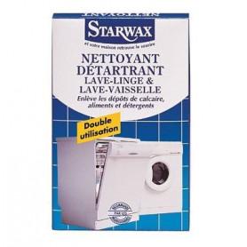 Le nettoyant détartrant lave-vaisselle lave-linge Starwax