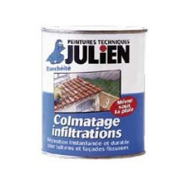 Colmatage Infiltrations