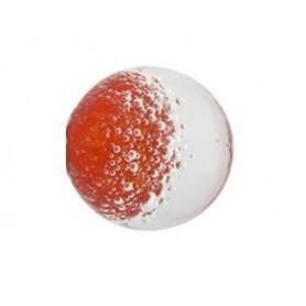 Bouton de Meuble Sphérique Micro Bulles Chili avec Insert