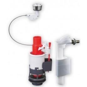 Mécanisme de chasse d'eau à économiseur d'eau