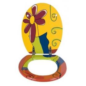 Abattant WC Pop Art
