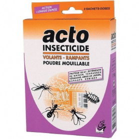 Rempart à Insectes Volants Rampants Acto
