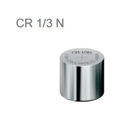 Piles Electroniques Lithium CR1-3 N