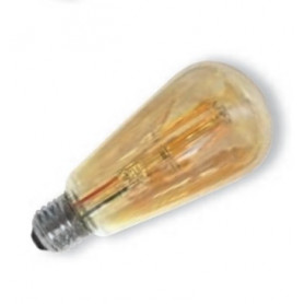 Ampoule Standard LED Décorative Bronze E27 de 3 W