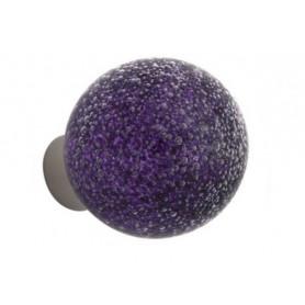 bouton de porte micro bulles Hyacinthe