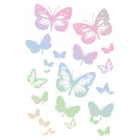 Butterfly 78x48cm