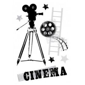 Cinéma 78x48cm