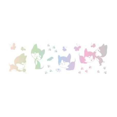 Sticker Mimi 78x24cm