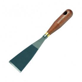 Riflard professionnel de maçon à manche bois