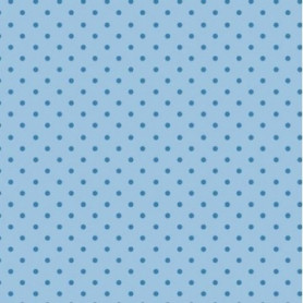 Adhésif fantaisie Petits Pois Bleu 20 Mètres x 45 cm