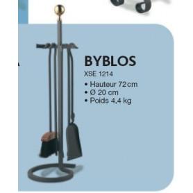 Serviteur de cheminée Byblos