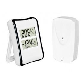 Thermomètre Intérieur et Extérieur