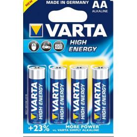 Piles High Energy Varta LR06/AA
