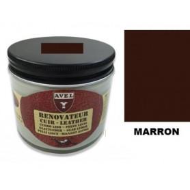 Rénovateur Cuir Marron AVEL 250 ml
