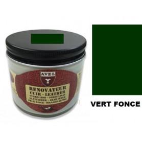 Rénovateur Cuir Vert Foncé AVEL 250 ml