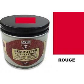 Rénovateur Cuir Rouge AVEL 250 ml