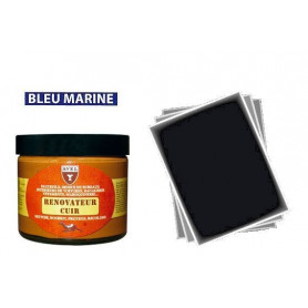 Rénovateur Cuir Bleu Marine AVEL 250 ml