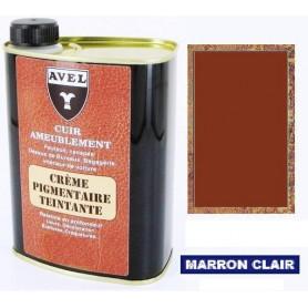 Crème Pigmentaire Teintante Marron Clair Avel 375 ml