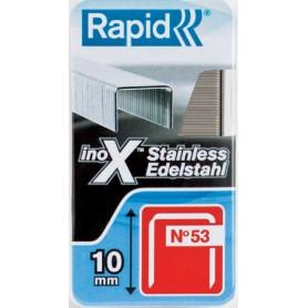 Agrafes Inox Rapid No 53 - 3 - 530