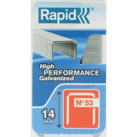 Agrafes Galvanisée Rapid No 53 - 3 - 530