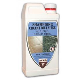 Shampoing Cirant Métallisé Avel 1L