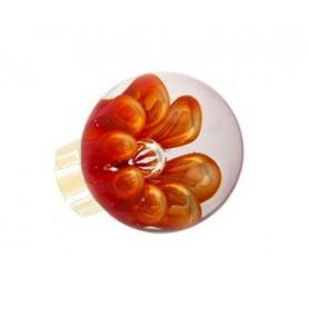 bouton de porte sphérique bulles de fleur Chili Laiton