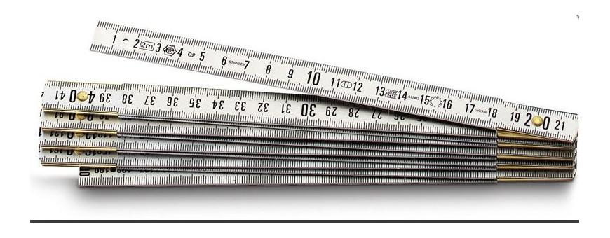 Mètres Pliants Et Réglets
