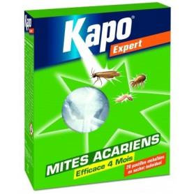 Anti-Mites et Acariens Pastilles KAPO