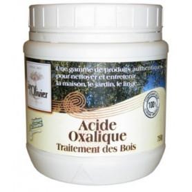 Acide Oxalique ou Sel d'Oseille 600gr