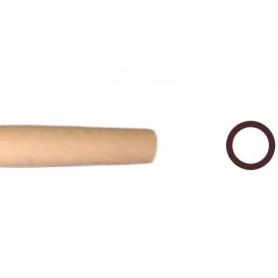 Manche de Pelle 110 cm Bois Dur