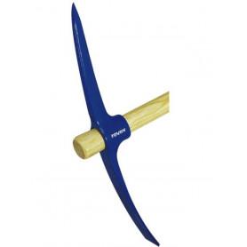 Pioche de Terrassier 2.5 kg Oeil Rond 60 mm