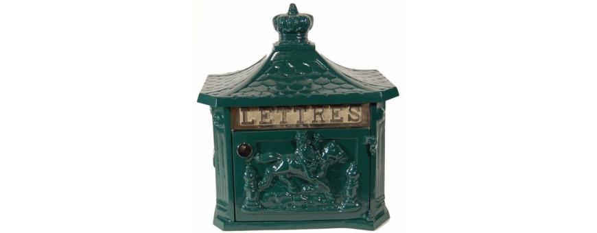 Les Boîtes Aux Lettres De Style