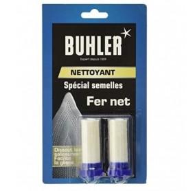 Nettoyant de semelles de fer à repasser Fer Net marque Buhler