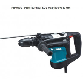 Perforateur Burineur HR4010C MAKITA