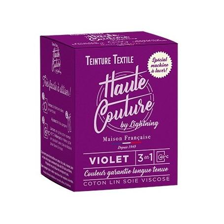 Teinture machine couleur Violet Haute Couture 350G