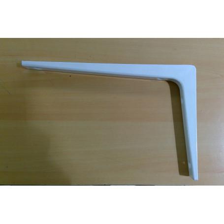 Equerre moderne Aluminium blanc