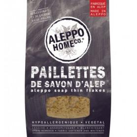 Paillettes de savon d'Alep en vrac dans un sachet d'un kilo