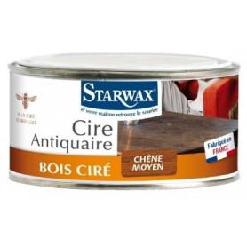 Teinte et Cire Pâte Chêne Moyen STARWAX