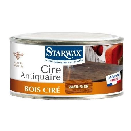 Teinte et Cire Pâte Merisier STARWAX