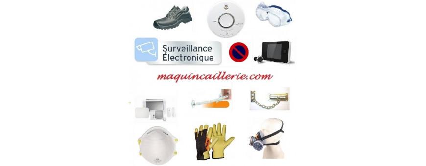 L'hygiène et la sécurité au travail et à la maison