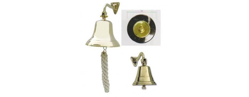 Les cloches et sonnettes manuelles ou électriques