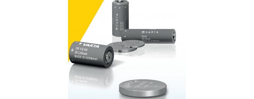 Piles Et Batteries