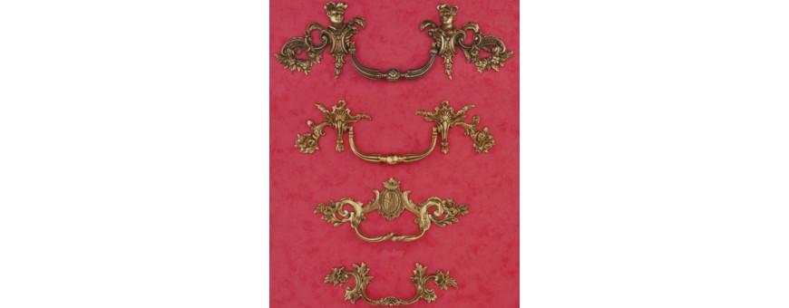 Les poignées de style Louis XIV