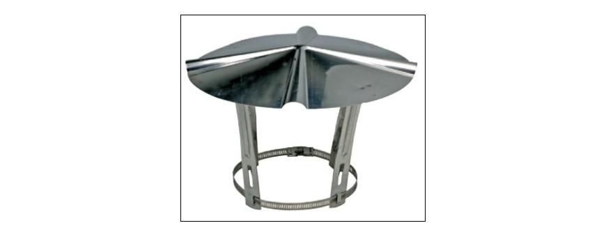 Chapeaux chinois galvanisés