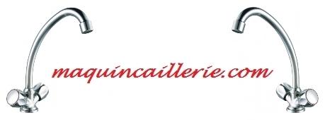 Mélangeurs d'évier Konfort et logo