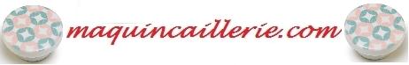 Boutons de meuble fussion rose et logo